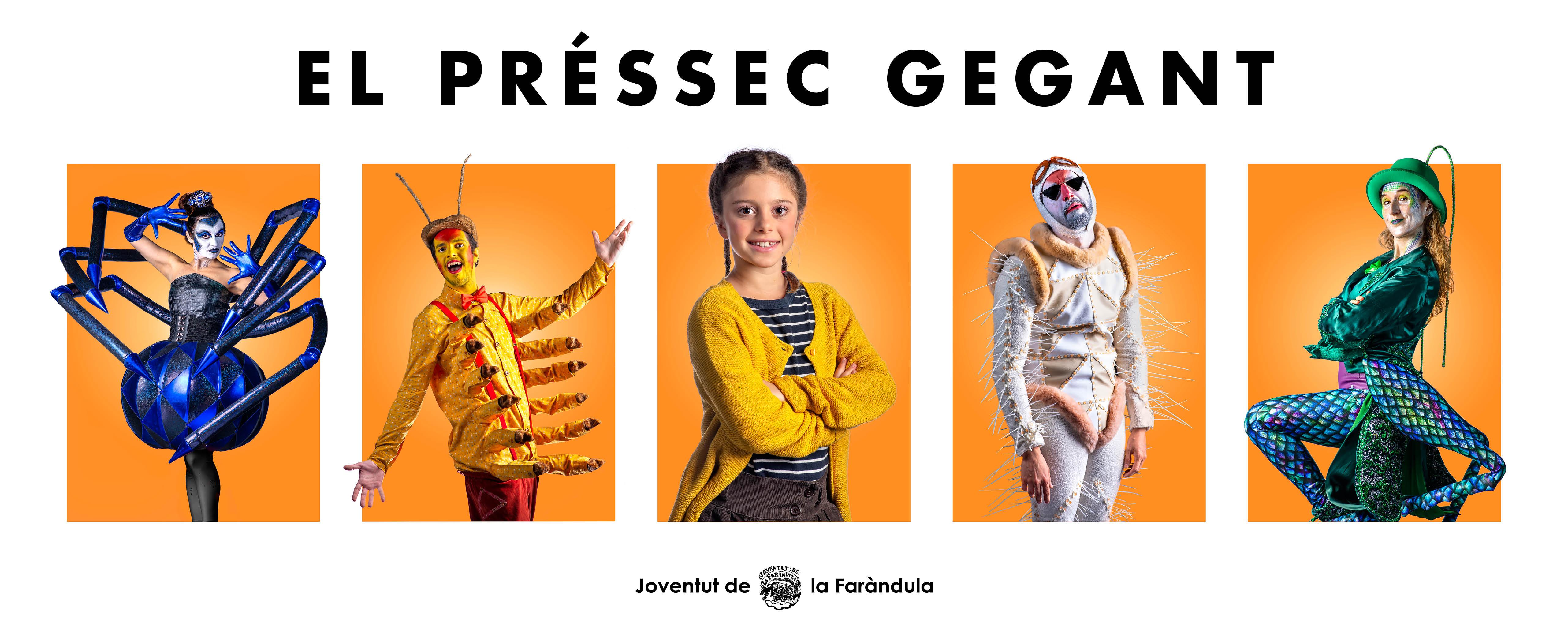 El Préssec Gegant